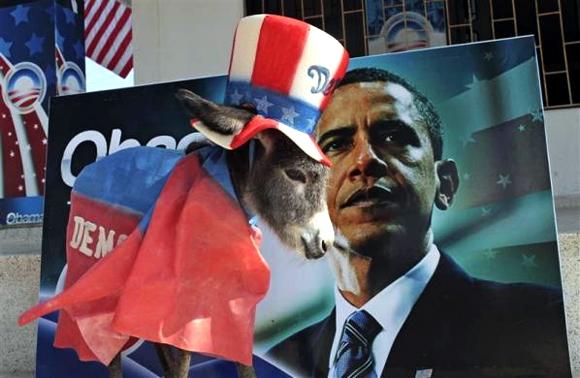 In PHOTOS: Meet Obama's No 1 fan